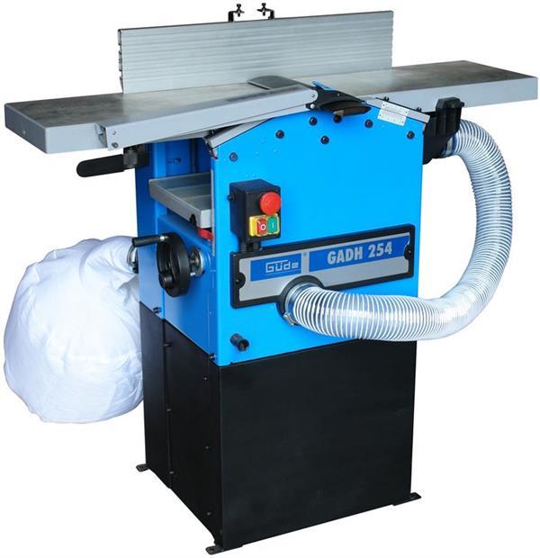 Tykkelseshøvl maskine GADH 254/400V