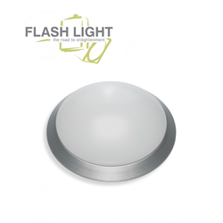 Flash Light AIDA LED 24W Ø395 IP20 230V