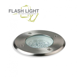 Flash Light CAVE LED 230V Ø108 1,2W